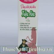 Dung Dịch Phụ Khoa