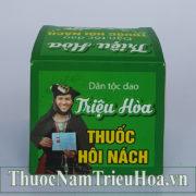 Thuốc Hôi Nách Triệu Hòa